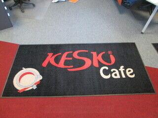 Mainosmatto Keski Cafe