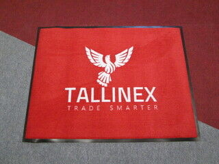 Logomatto Tallinex
