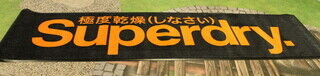 Logomatto Superdry