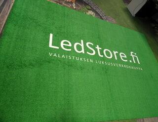 Logomatto Led Store 2000x3000 mm