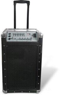Portable sound station.