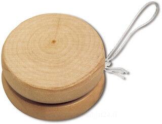 Puinen yo-yo