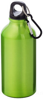 Oregon drinking bottle with carabiner