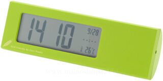 Eco digital clock