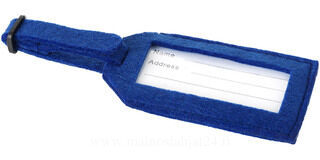 Jubilee luggage tag