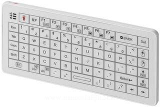 Presenter laserpointer with keyboard