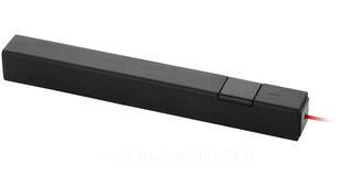 Magnetic laser bar