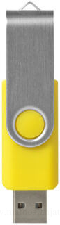 Rotate Basic USB Yellow 1GB 9. picture