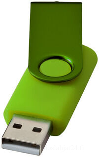 Rotate Metallic USB Pink 4GB 3. picture
