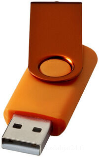 Rotate Metallic USB Pink 4GB 4. picture