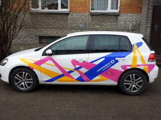 Custom Car and Vehicle Wraps
