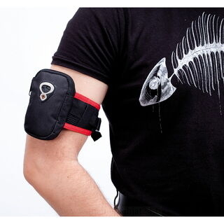 Armband / case for mobile phone