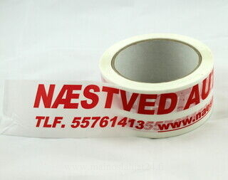 Packaging tape SOLVENT