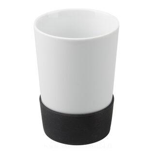 Mug with silicone 300ml