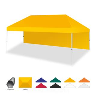 4x8 Pop Up teltta